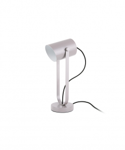 Tafellamp snazzy warm grijs van Leitmotiv